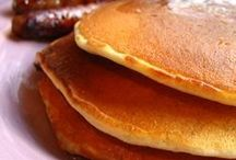 Breakfast for Mont Tremblant / I am thinking just pancakes, eggs and toast for breakfast. nothing fancy.