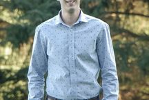 Fairfield Button-up / A menswear sewing pattern: The classic button-up/button-down shirt!