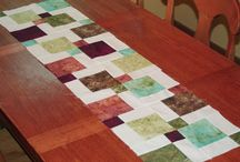 Sewing -- For the Table
