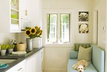 Dining room and kitchen ideas