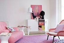 Girly Style / Frizzante, un po' vanitoso e soprattutto tanto tanto femminile.  Sulle sfumature rosa e viola ecco il Girly Style!