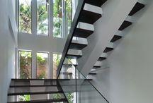 Interior - Stairs - Nowoczesne schody