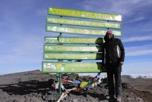 Kilimanjaro / Selected pics from my Kilimanjaro adventures with my Kili buddy Christina \o/