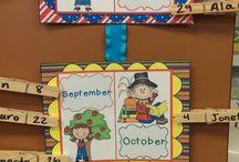 Classroom Ideas / by Carolyn Hodae