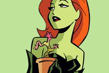 Poison Ivy's guide to plants