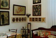 Λαογραφικό Μουσείο Κύμης Ευβοίας / Ενα δυοροφο αναπαλαιωμένο νεοκλασικό γεμάτο με πλούσιες μνήμες.