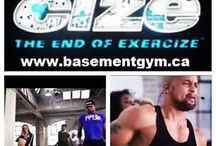 Cize *The end of exercize*