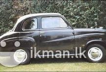 Sri Lanka Vintage Cars and Tuk Tuk