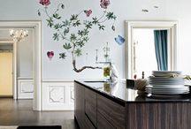 Kitchen design / ideer til køkken og køkken indretning