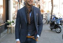 Man style  smart casual