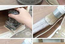 Annie sloan distressed paint