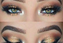Make up inspiracje