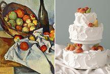 искусство и торты