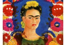 frida / by wimcee