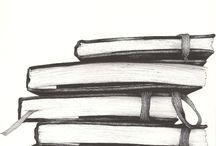 Böcker och skrivande