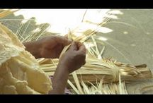 How SunBody Hats are made! / Learn all about the process of making a palm leaf hat.