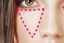 škola líčení / make-up school / triky, návody, doporučení tricks, guides and recommendations