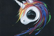 My lovely unicorns / (**,)