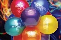 Custom Imprinted Latex balloons