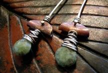 Korvikset / Handmade earrings