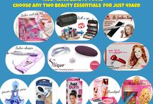 Beauty combo craze / Design your own combo and buy for just 49aed