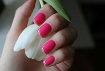 Nails as a canvas / by Melina