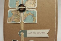 Folksy Finds - Map it out / A collection of handmade products made from old maps or with map designs.