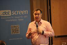 TV Connectée / Retrouvez les photos de la conférence TV Connectée