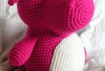 knitting & crotchet & cross stitch
