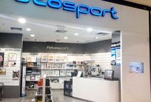 A Fotosport / Conhece o nosso site e as nossas lojas!