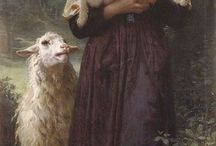 Bouguereau - The Art of William Adolphe Bouguereau / The Art of William Adolphe Bouguereau