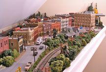 Mini town