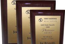 Plaques / Plaques, trophies, corporate awards