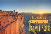 Solo Travel / Tips, advice and inspiration for every independent traveller out there who is going solo!