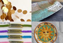 Treasuries / Treasuries I've created and treasuries I've been featured in!
