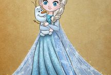 Disney Art and Interesting Things / All things Disney - but mostly art (because I have a small obsession)