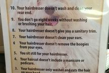 grooming parlour thoughts / Excellent ideas and tips to start a dog grooming parlour.