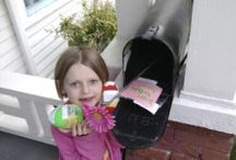 Camp mail