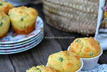 muffin piselli