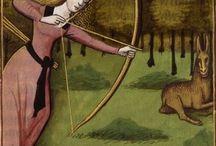 Łucznictwo, łuki / Archery, bows