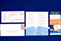 Travel Theme Wedding Inspirations / Travel or destination themed wedding invitations and inspirations / by Gourmet Invitations