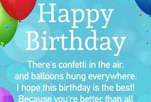 Birthday Cards for Everyone