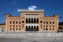 Szarajevó, régi városháza