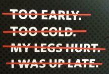 I work out! / by Ashley Kraft