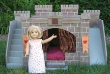 american girl doll / by Dawn Betzold