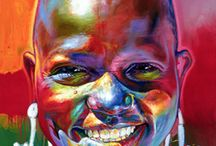 Faces of The World! / by Nan Shastry