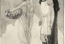 Mythology  / by Kristabelle Darkley