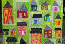House quilts / by Doni Boyd