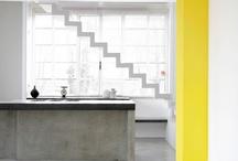 Желтый цвет в интерьере / Сегодня в блоге еще один пост, навеянный летним и солнечным настроением!