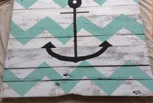 *pallet love* / by Stacia Howard